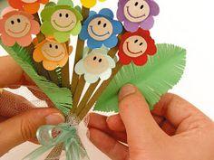 Solountip.com: Buquet de rosas de carita feliz