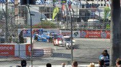 Delta Wing car IMSA Long Beach Grand Prix