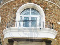 แต่งเติมอาคาร คฤหาสน์คุณได้ด้วย ระเบียง  เหล็กอิตาลี รายละเอียดเพิ่มเติม 02-701-3158-9
