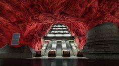 15 estaciones de metro que son puro diseño