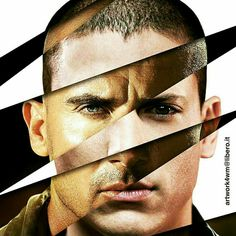 Dominic Purcell and Wentworth Miller