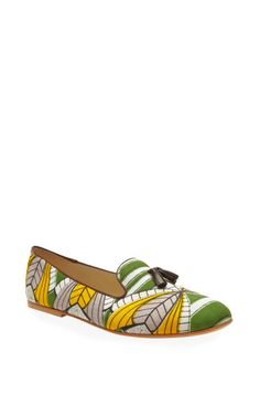 Stella Jean loafers ~Latest African Fashion, African women dresses, African Prints, African clothing jackets, skirts, short dresses, African men's fashion, children's fashion, African bags, African shoes ~DK