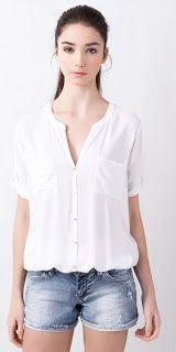 Pixi y Dixi: La camisa blanca, un básico de la primavera