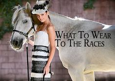 Knowing what to wear to the races can be daunting.  Check out our body shape style guide to get you race ready!