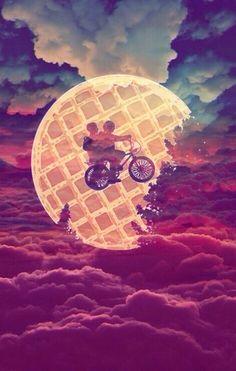 Stranger Things | E.T. Crossover
