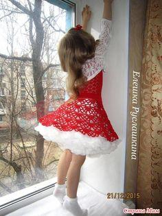 """Платье """"Новогодний карнавал"""""""