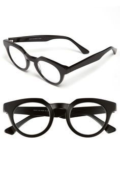 The thick, retro frames on these specs lend a cool Buddy Holly vibe. A.J. Morgan Reading Glasses ($42)
