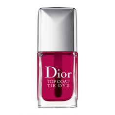 Dior Vernis – Top Coat NEW Tie Dye Collection