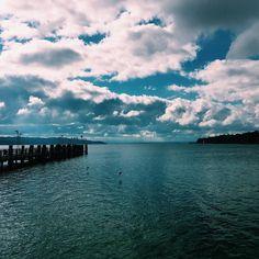 Lake Starnberg #starnberg #starnbergersee #lakestarnberg #oberbayern #alps #alpen #mountains #germany #bavaria #vsco #vscocam
