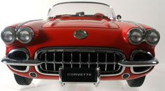 1959 Corvette Diecast Scale Model by Autoart