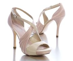 Weddingzilla: Weddings 2011: Trending Wedding Shoes, Jen and Kim for Coloriffics