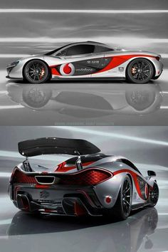 *Speechless* Team Galag's McLaren P1 design for the next #Gumball3000! One of many seriously cool supercars they are entering! Click on the image to see the others... #carporn