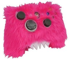 Fuzzy xbox controller. This would probably make playing even harder but it would make me feel better about sucking at xbox..