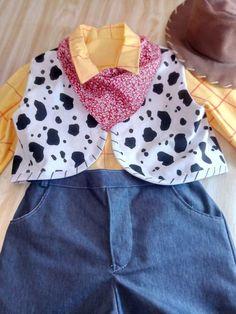 Toy Story, Polka Dot Top, Tops, Women, Fashion, Woody Costume, Felt Hat, Light Denim Jeans, Infant Costumes