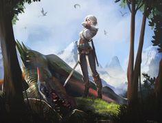 #Cirilla, #games, #fantasy, #wyverns, #images, #Цирилла, #игры, #фэнтези, #виверны, #картинки https://avavatar.ru/image/2710