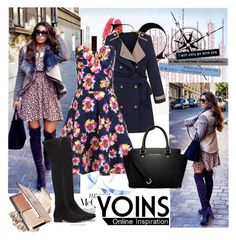 """""""Yoins 5"""" by aida-1999 ❤ liked on Polyvore featuring MAC Cosmetics, MICHAEL Michael Kors and yoins"""