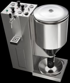 WilliamsWarn Personal Brewery Simplifies Home Brewing For The Rest Of Us