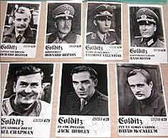 Colditz - SOME OF THE CAST