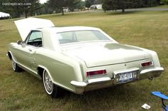 1964 Buick Riviera | 1964 Buick Riviera news, pictures, specifications, and information