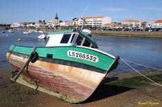 sur le port de Saint-Gilles-Croix-de-Vie