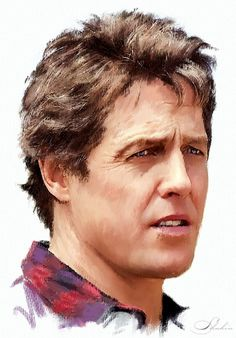 Hugh Grant by shahin