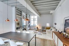 bright yet soft paris apartment design by tatiana nicol