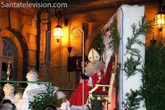 Saint Nicholas parade in Metz in France