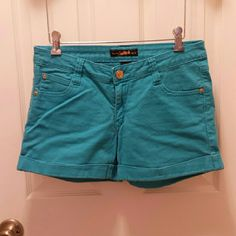 South Pole Bundle Size 7 South Pole blue shorts with two front pockets and two back pockets. 98% cotton, 2% spandex.  Size 7 South Pole jean shorts with two front pockets and two back pockets. 78% cotton, 21% Polyester, 1% spandex. South Pole Shorts Jean Shorts