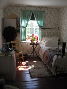 Anne's Room - Green Gables, Prince Edward Island