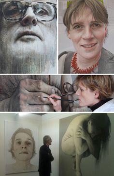 Annemarie Busschers: 11 Clearer Than Life Portraits Photo