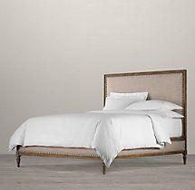Maison Bed   Upholstered Beds   Restoration Hardware