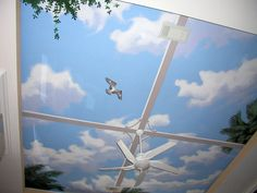 Murals by Glenn Adkins West Palm Beach South Florida Mural Artist