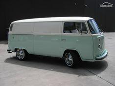 Volkswagen T2B Panelvan