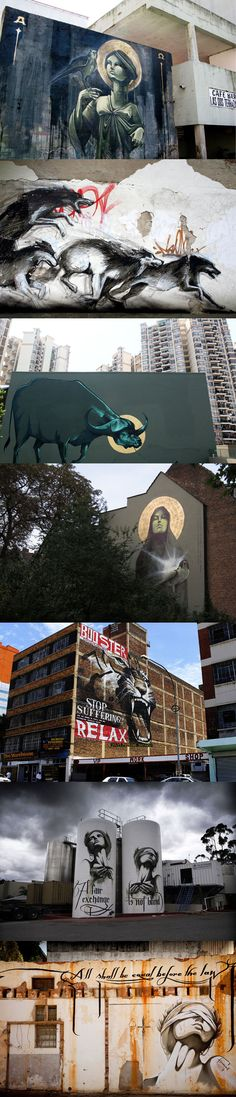 Beyond Banksy Project / Faith 47