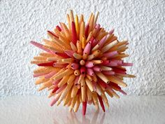 Paper Star Sculpture   Flickr - Photo Sharing!