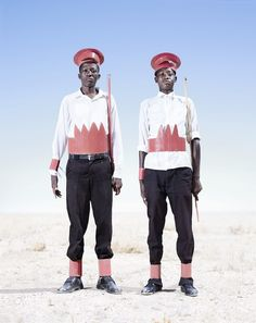 Jim Naughten Herero Tribe Series [Namibia]