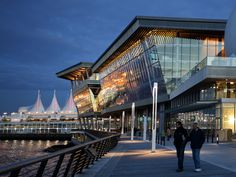 Vancouver Convention Centre   Courtesy of LMN Architects