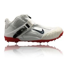 Nike Zoom Javelin Elite Throwing Spikes Mens White NIK11723