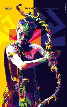 The Colors of Indonesia | Matah Ati