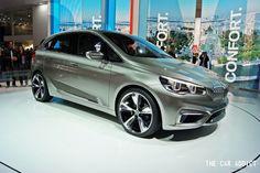 The Car Addict Autoblog: BMW Concept Active Tourer at the PARIS MOTOR SHOW 2012