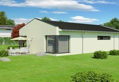 Proiect Casa Economica BC-107-120m2 Shed, Outdoor Structures, Live, Outdoor Decor, Home Decor, Houses, Decoration Home, Room Decor, Home Interior Design