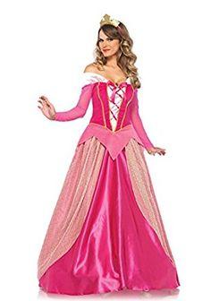 Amazon.com: Disney Women's Princess Aurora Costume: Clothing