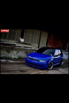 Blue mk4 #gti