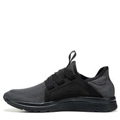 online store f8415 ec11d Adidas Womens Edge Lux Running Shoes (Black Black) - M