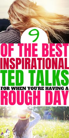 Inspirational TED talks that will help you to feel better when you're having a rough day! These TED talks will help you . Stephen Covey, Self Development, Personal Development, Leadership Development, Yoga Fitness, Inspirational Ted Talks, Best Ted Talks, Detox Kur, Rough Day