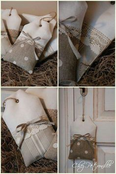 FABRIC TAGS - Profuma ambiente