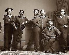Unknown; US Navy Sailors 1860-65