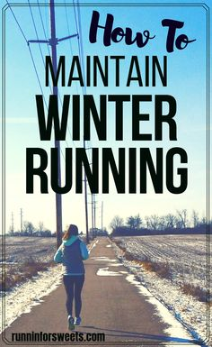 Maintaining running motivation is hard enough throughout the year, but the cold, dark winter weather Running Humor, Running Quotes, Running Workouts, Running Tips, Running Training, Training Plan, Trail Running, Running For Beginners, How To Start Running