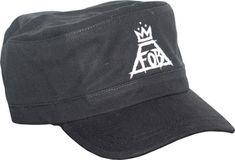 Fall out boy logo cap