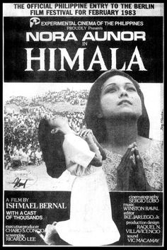 """Himala (1982) by Ishmael Bernal // A Filipino classic that dealt about a """"cursed"""" small town and miracles that happened after the sightings of Mama Mary. A well-crafted film, from its direction, to actors, to production, everything. The film was able to send its viewers a clear message about the division of people's faith. It's just amazing to see a Filipino film this grand. There were few plot holes but the story's brilliant screenplay made up for it."""